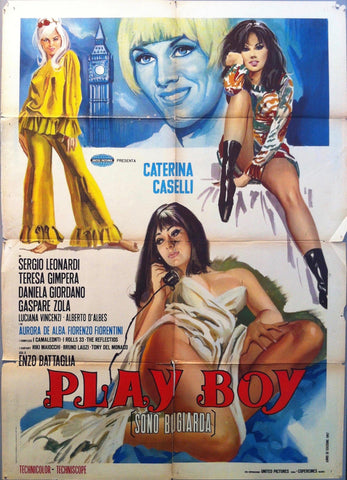 Play Boy ( Sono Bugiarda)