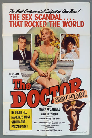 The Doctor and the Playgirl