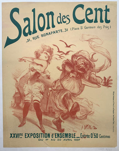 Salon des Cent (Alt)