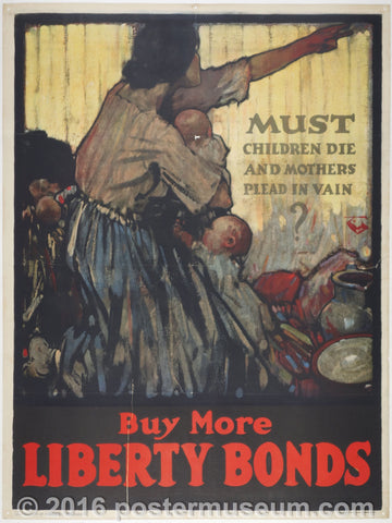 Buy More Liberty Bonds