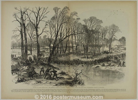 Battle of Stone River, Tennessee
