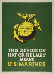 This Device Means U.S Marines
