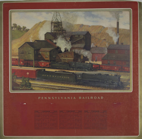 Pennsylvania Railroad – Partners in national defense