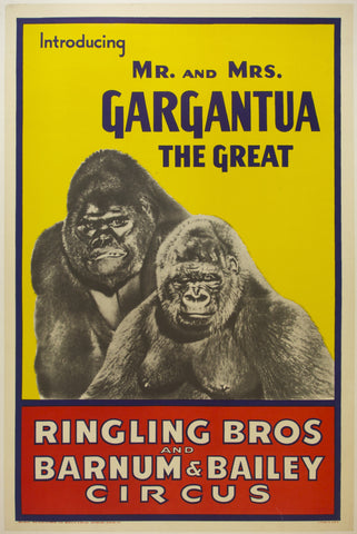 Ringling Bros and Barnum & Bailey Gargantua