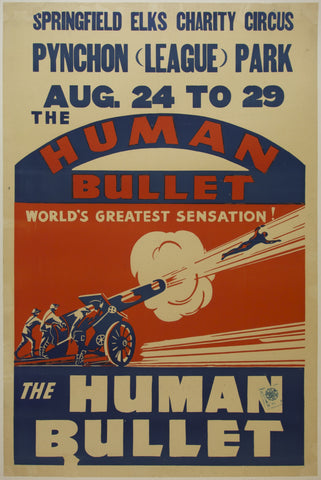 The Human Bullet