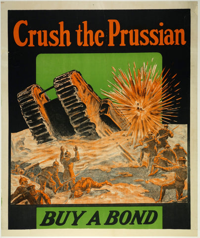 Crush The Prussian