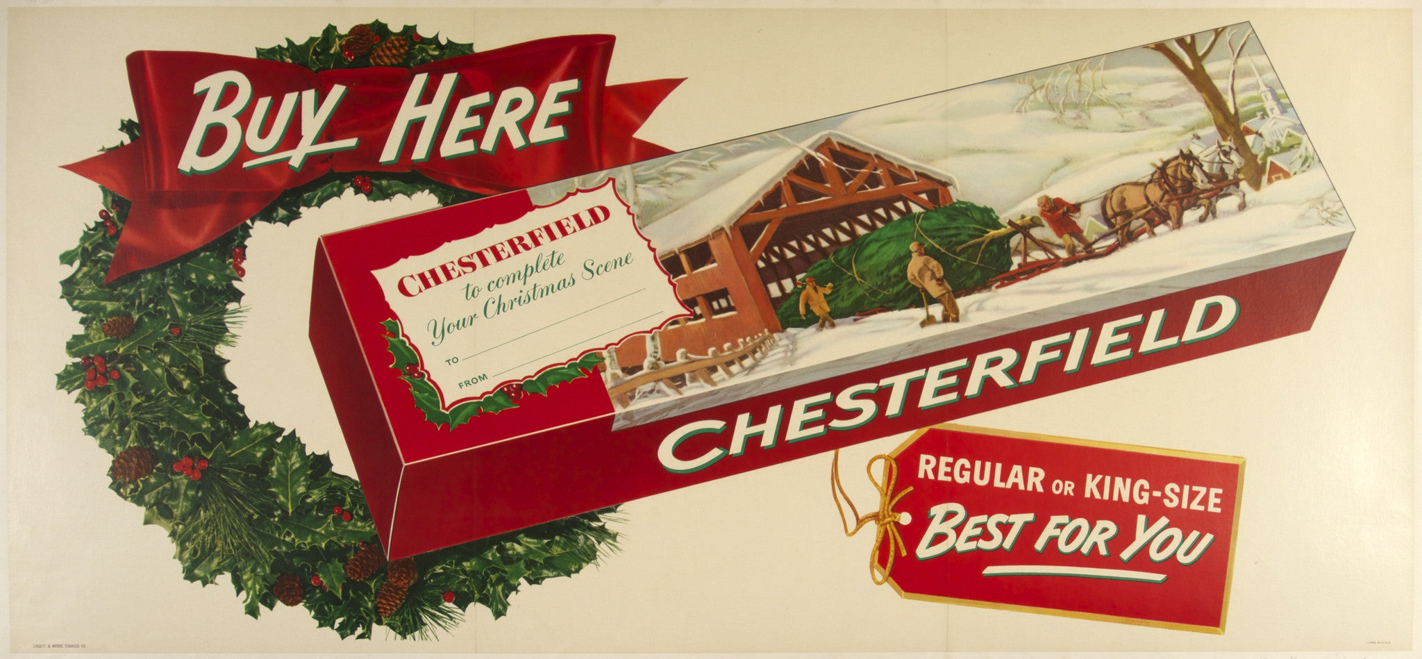 Chesterfield Holiday
