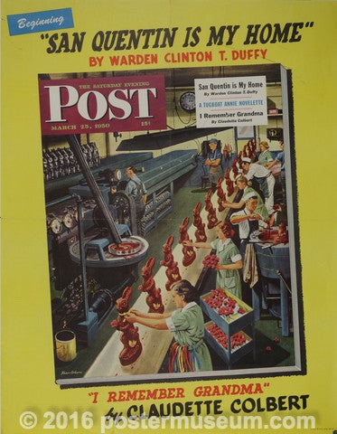 Saturday Evening Post March 25, 1950