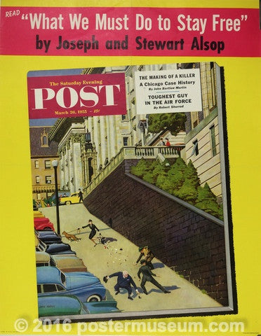 Saturday Evening Post March 26, 1955