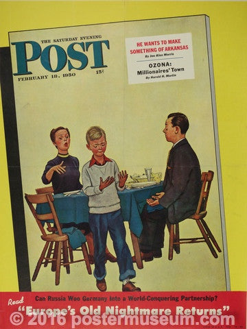 Saturday Evening Post February 18, 1950