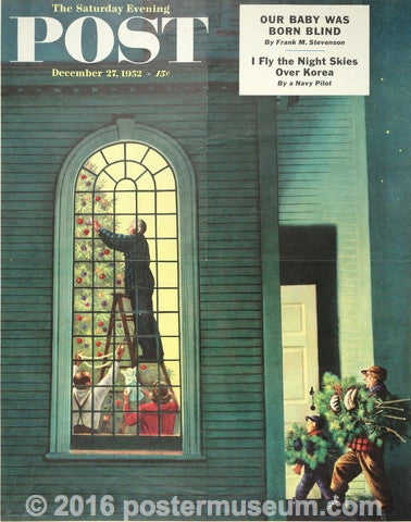 Saturday Evening Post December 27, 1952