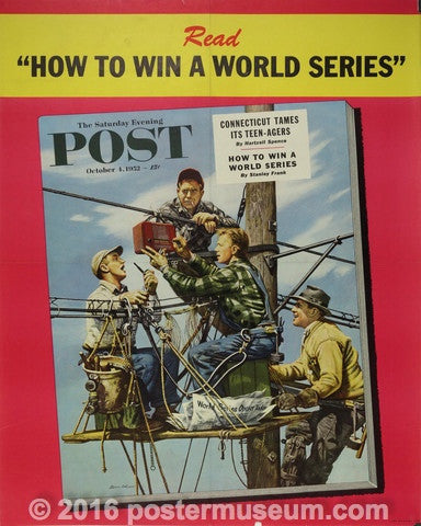 Saturday Evening Post October 4, 1952
