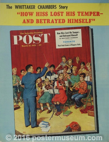 Saturday Evening Post March 22, 1952