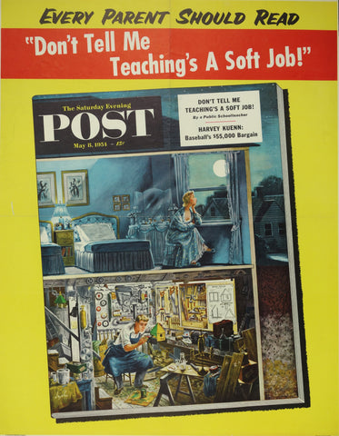 Saturday Evening Post May 8, 1951