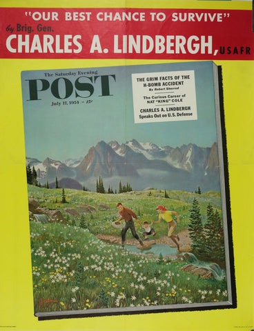 Saturday Evening Post July 17, 1954