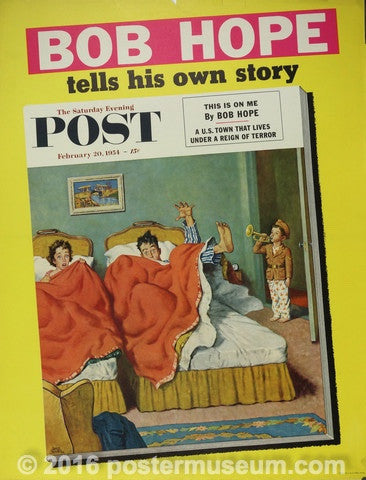 Saturday Evening Post February 20, 1954