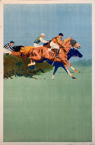 Polo Match Poster