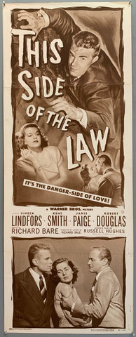 This Side of the Law Poster