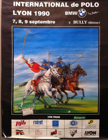 International de Polo Lyon 1990