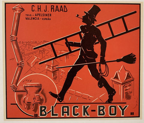 Black Boy - Poster Museum