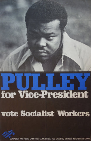 Pulley for Vice-President