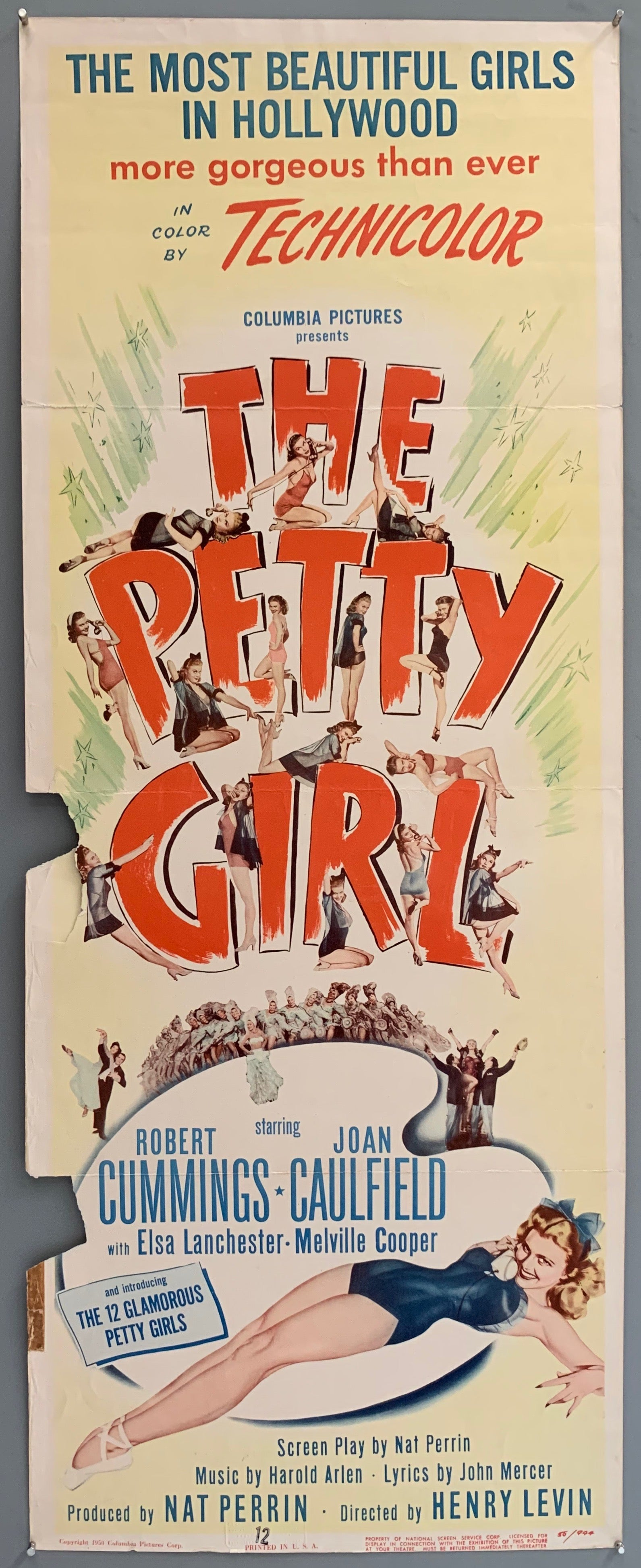 The Petty Girl Poster