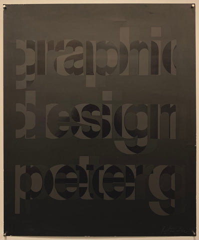 Graphic Design Peter G #01