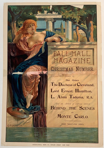 Pall Mall Magazine - Christmas Number
