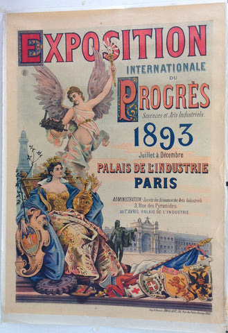 Exposition Internationale Du Progres
