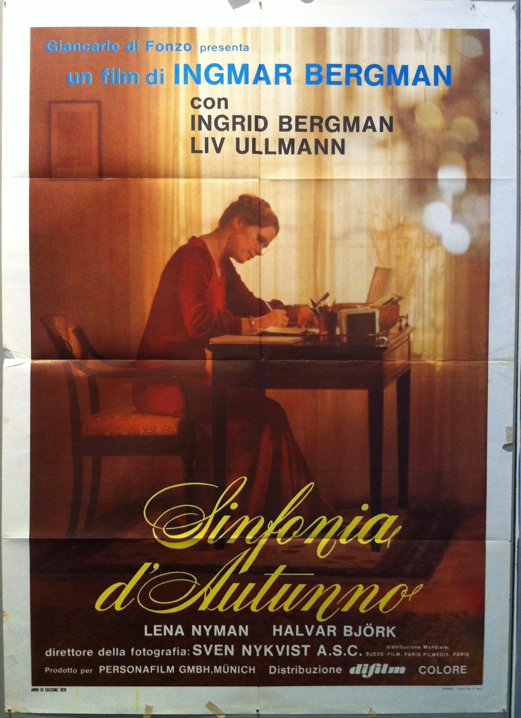 Sinfonia d Autunno – Poster Museum f4c7b5e85