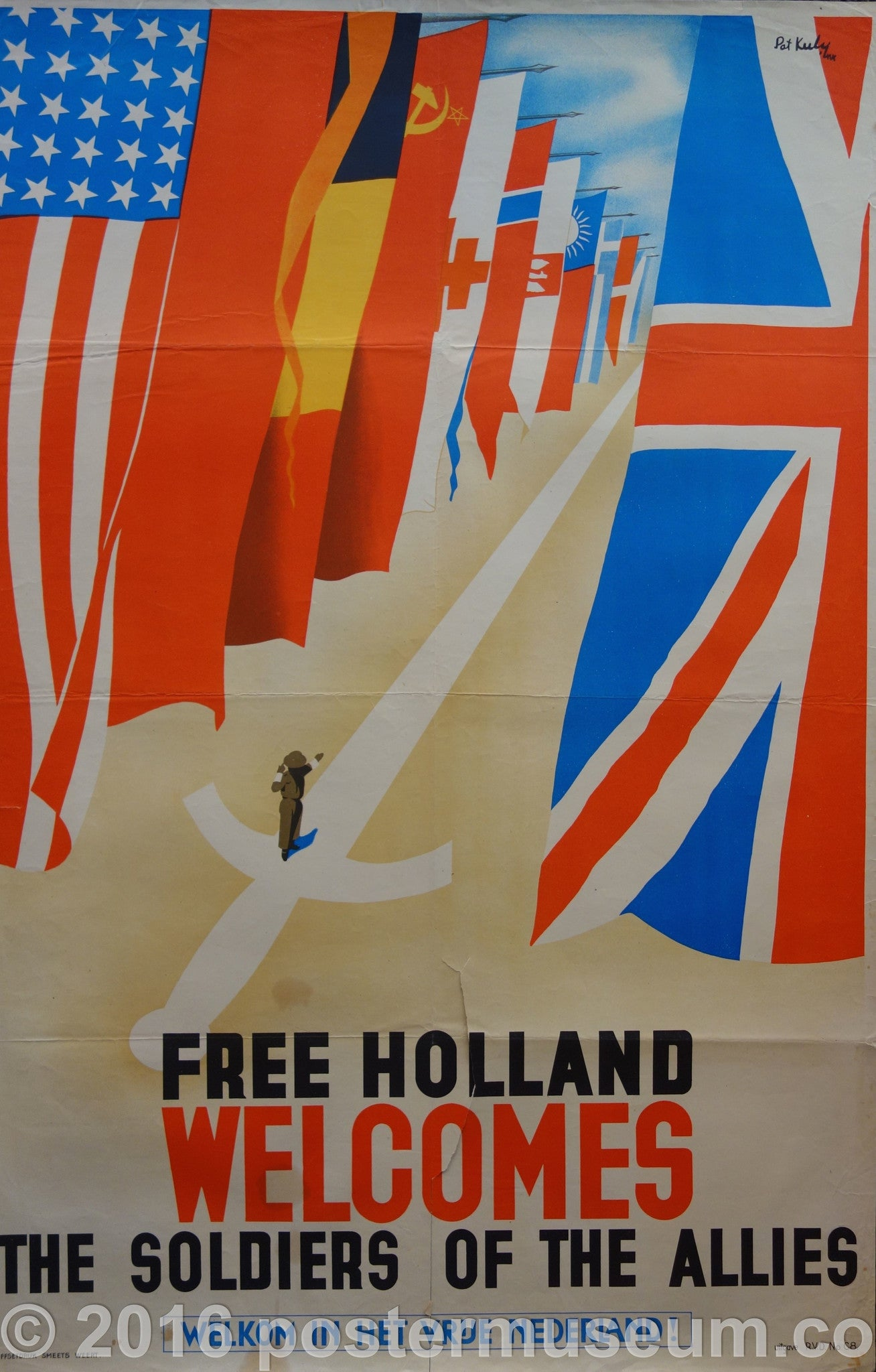 Free Holland Welcomes