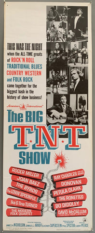 The Big TNT Show Poster