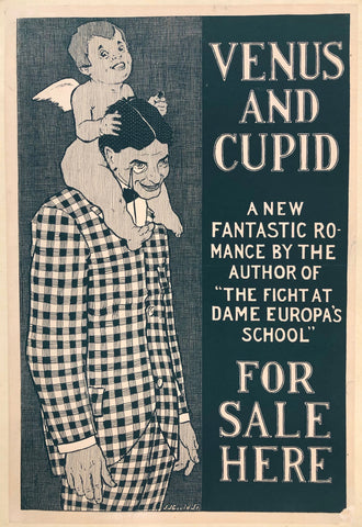 "Venus and Cupid - A New Fantastic Romance by the Author of ""The Fight at Dame Europa's School"" FOR SALE HERE"