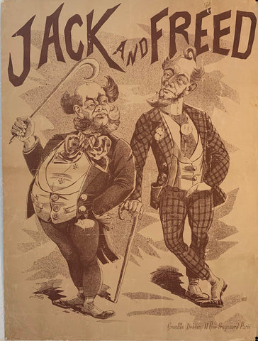 Jack and Freed - Poster Museum