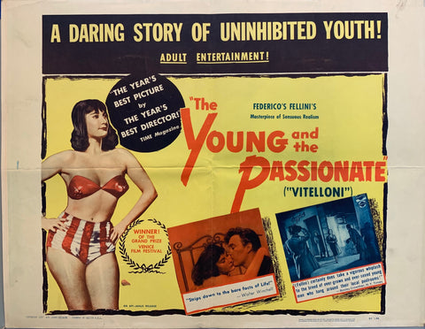 The Young And The Passionate Film Poster