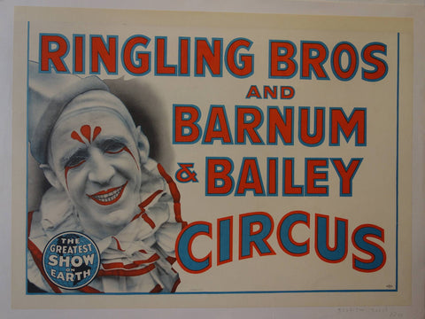 Ringing Bros and Barnum & Bailey - Circus