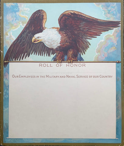 Roll of Honor - Poster Museum