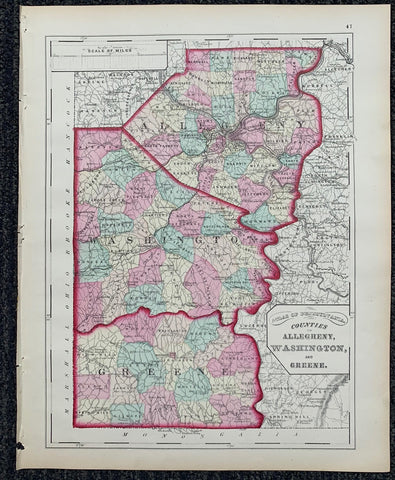 Atlas of Pennsylvania 3