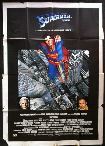 Superman Il Film