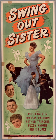 Swing Out, Sister Poster