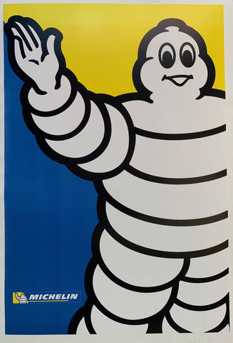 Michelin Tire Man - Poster Museum