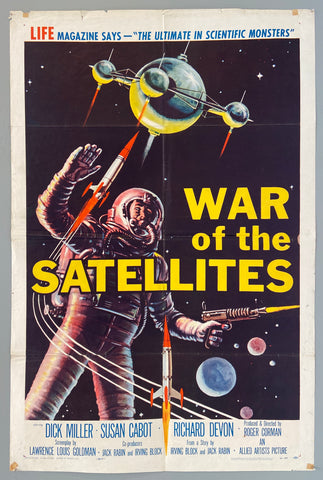 War of Satellites