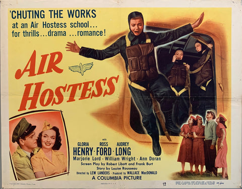 Air Hostess Film Poster