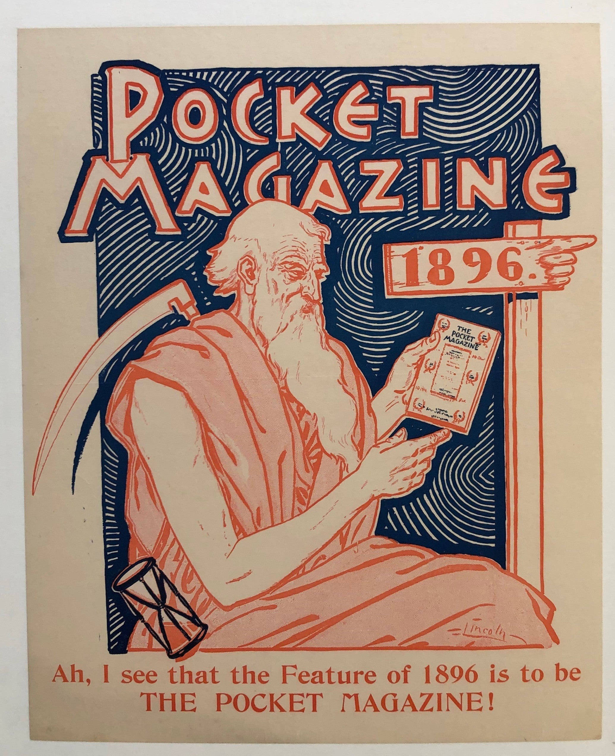 Pocket Magazine 1896