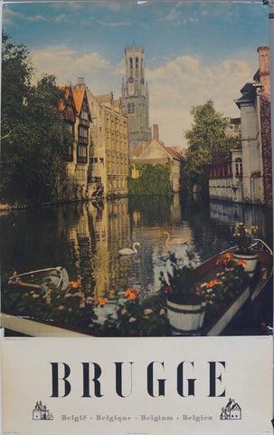 Brugge City of Canals