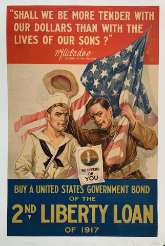 American WW1 Poster