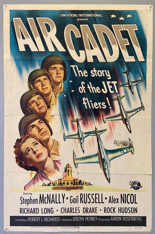 Air Cadet -- The Story of the Jet Fliers!