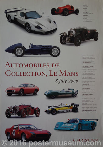 Automobiles De Collection, Le Mans