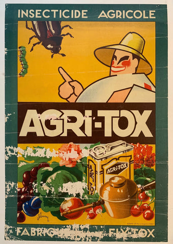 Insecticide Agricole