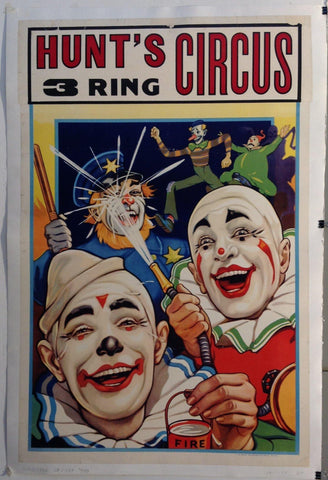Hunt's 3 Ring Circus